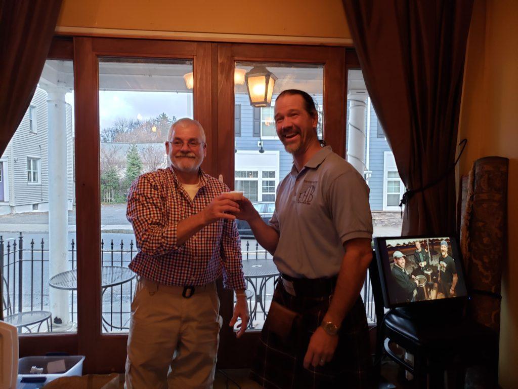 Joe Trilone (brewer) and Steve
