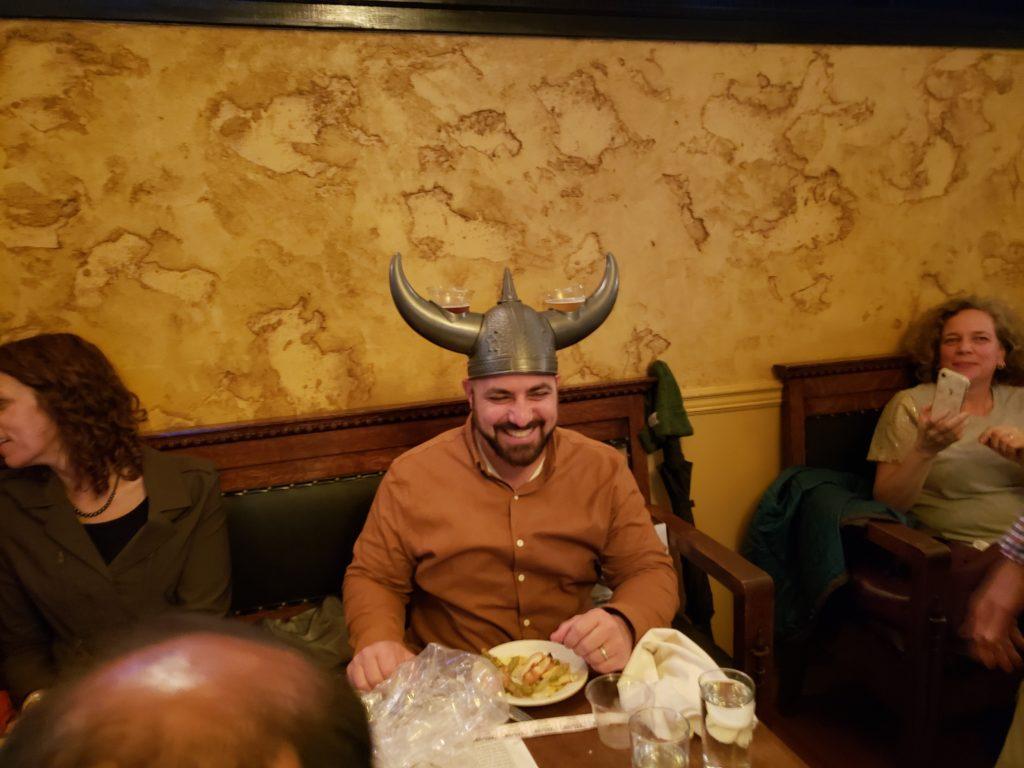 A Viking at Circa!